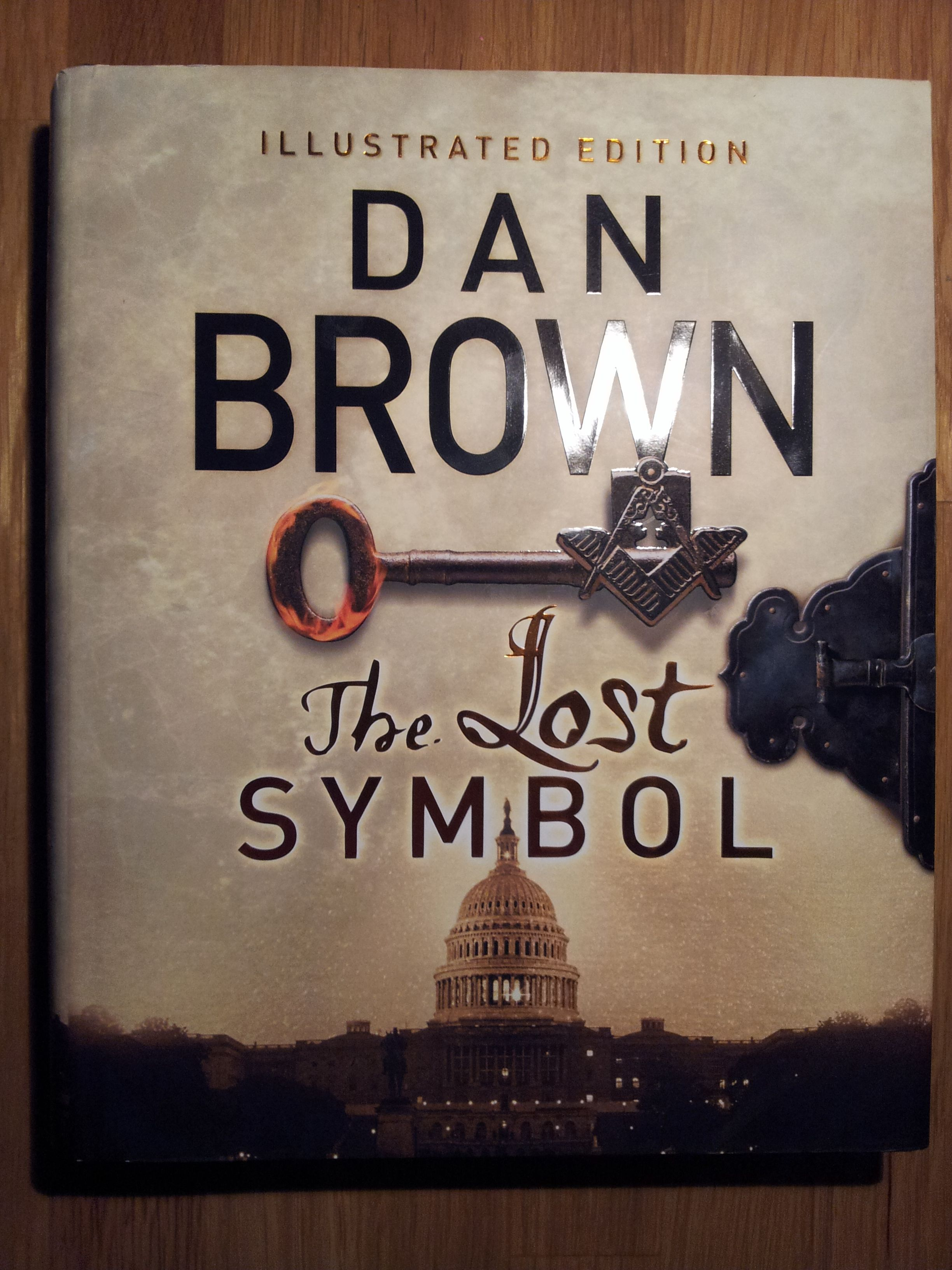 Dan Brown The Lost Symbol Illustrated Edition Books And