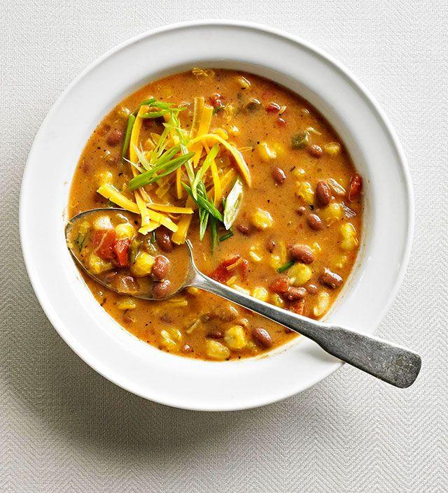 Bean Pot Recipes Home And Garden Zesty bean posole recipe beans soups and recipes zesty bean posole crock pot recipescooker workwithnaturefo