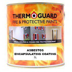 Thermoguard Asbestos Encapsulating Coat Flame Retardant Multi