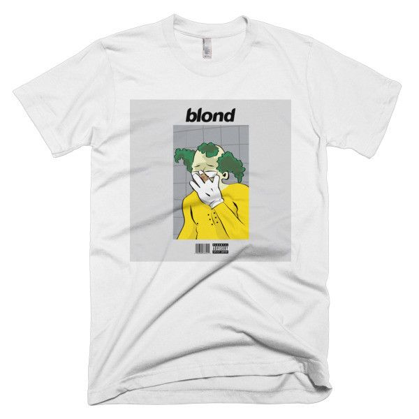 9a873f9e Frank Ocean Blonde Blond Simpson Krusty The Clown T Shirt – Case15 ...