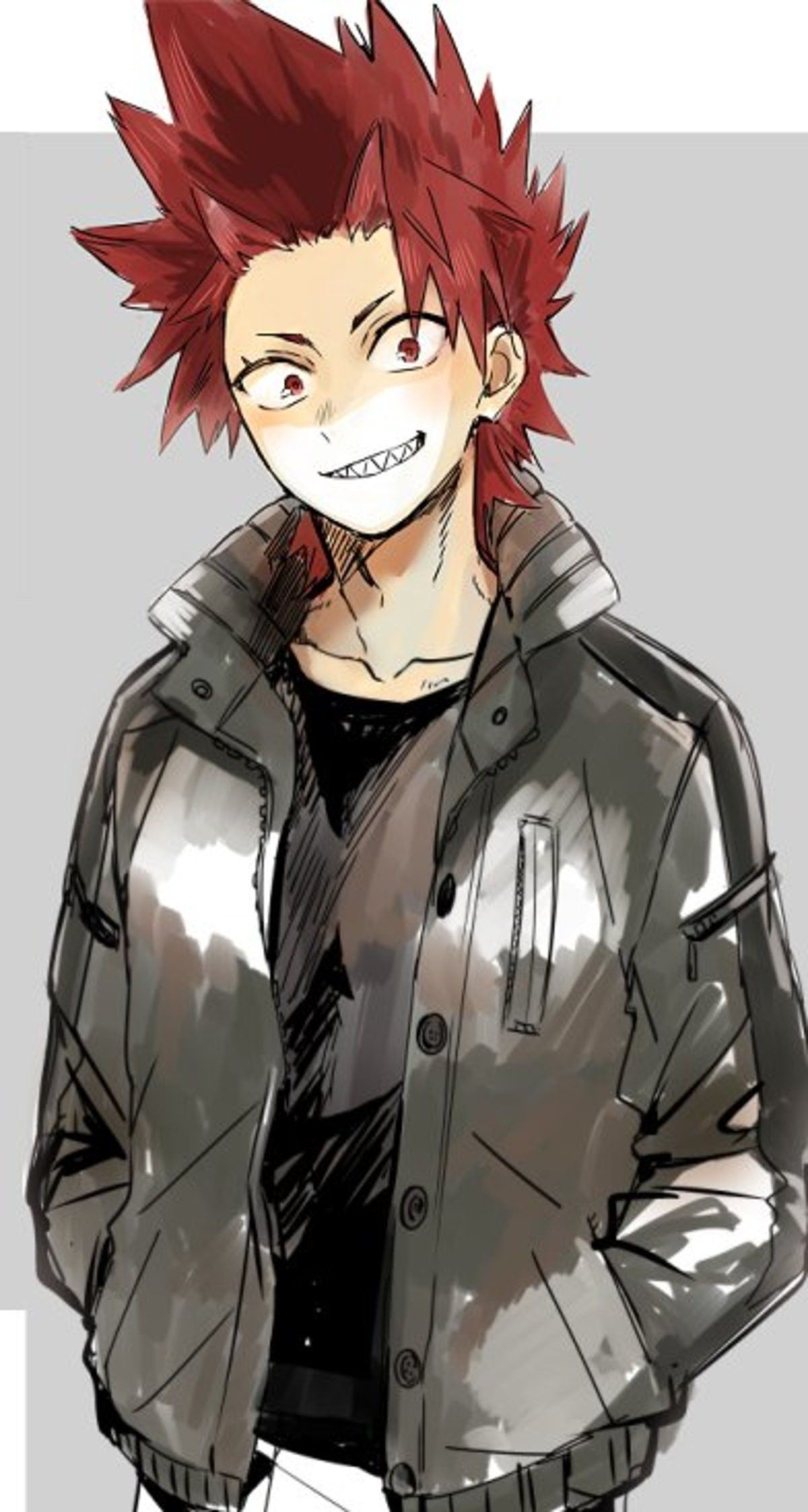 Kirishima Eijiro My Hero Academia Mha Bnha Hero Anime Plusultra Kirishima My Hero Academia Hero Kirishima Eijirou