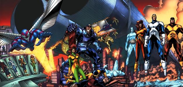 Apocalypse Marvel Comics