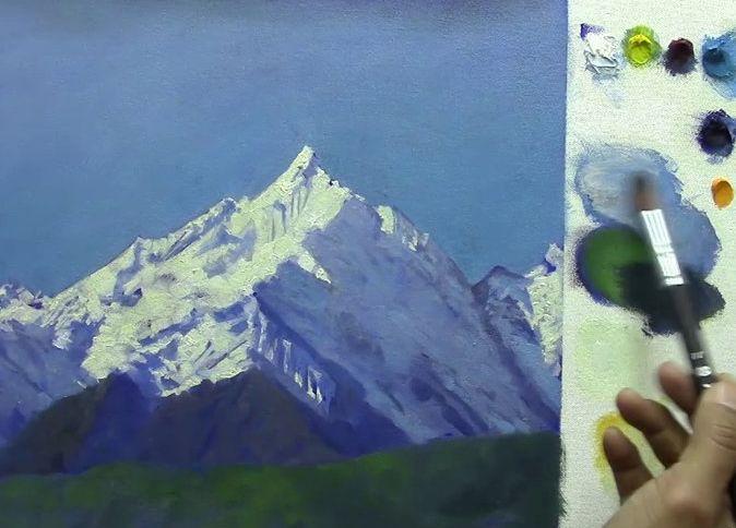 Pintar al oleo.net – Cursos Gratis de Dibujo y Pintura al ...