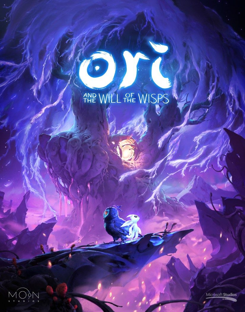 Ori And The Will Of The Wisps Is Simply Enchanting Game Art