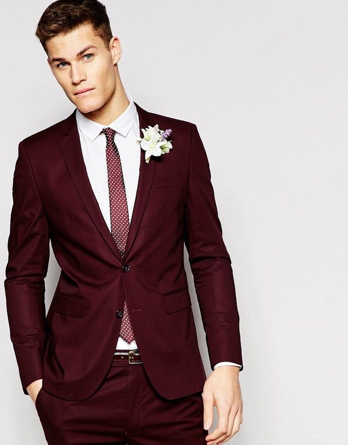 5 Dashing Wedding Suit Trends For And Where To Them