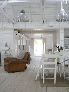 Natural Neutral Coastal Country Industrial Decor