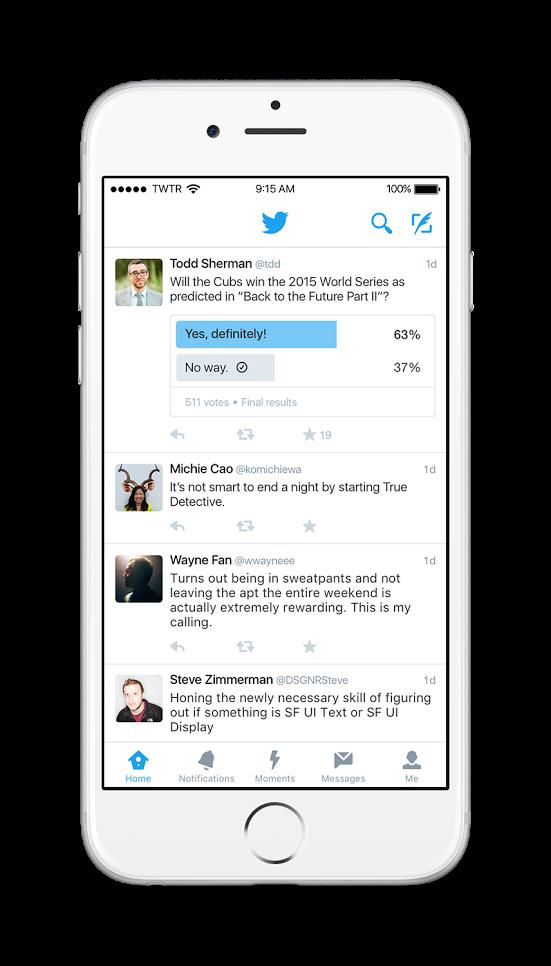 Introducing Twitter Polls | Twitter Blogs