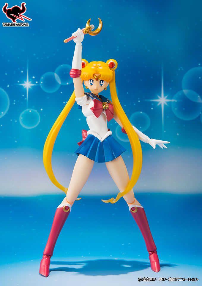 JP Anime Pretty Guardian Sailor Saturn Figuart Tomoe Hotaru Action Figure Figma