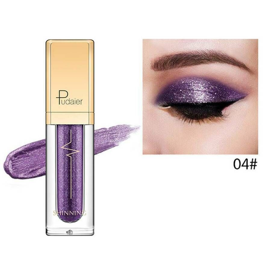 18 Color Pearl Glitter Eye Shadow Powder Palette Matt Eyeshadow Cosmetic Makeup 2019 New Brochas Maquillaje Profesional Hot #7 Skillful Manufacture Eye Shadow Beauty Essentials