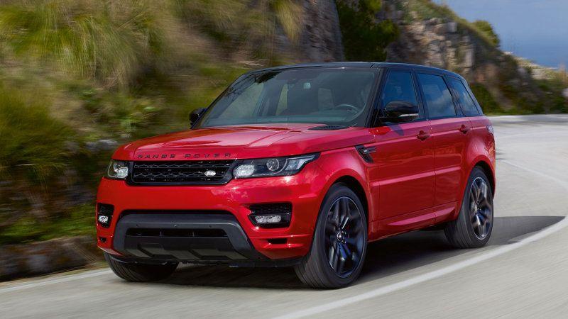 Land Rover announces limitededition, 380hp Range Rover