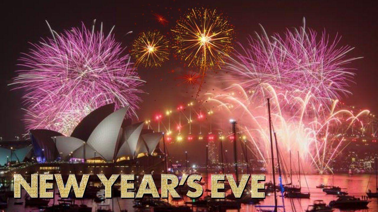 नए साल से पहले की आखिरी शाम New Year's Eve 2019 New