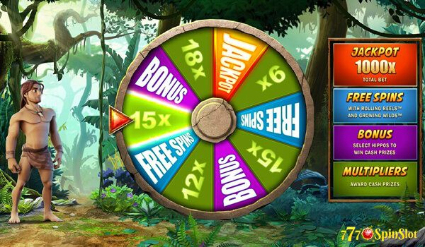 Microgaming To Release Tarzan Online Slots Games