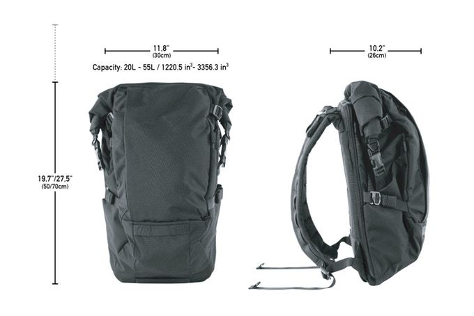 0119602a349d The ATD1 Backpack (Canceled) by Attitude Supply — Kickstarter ...