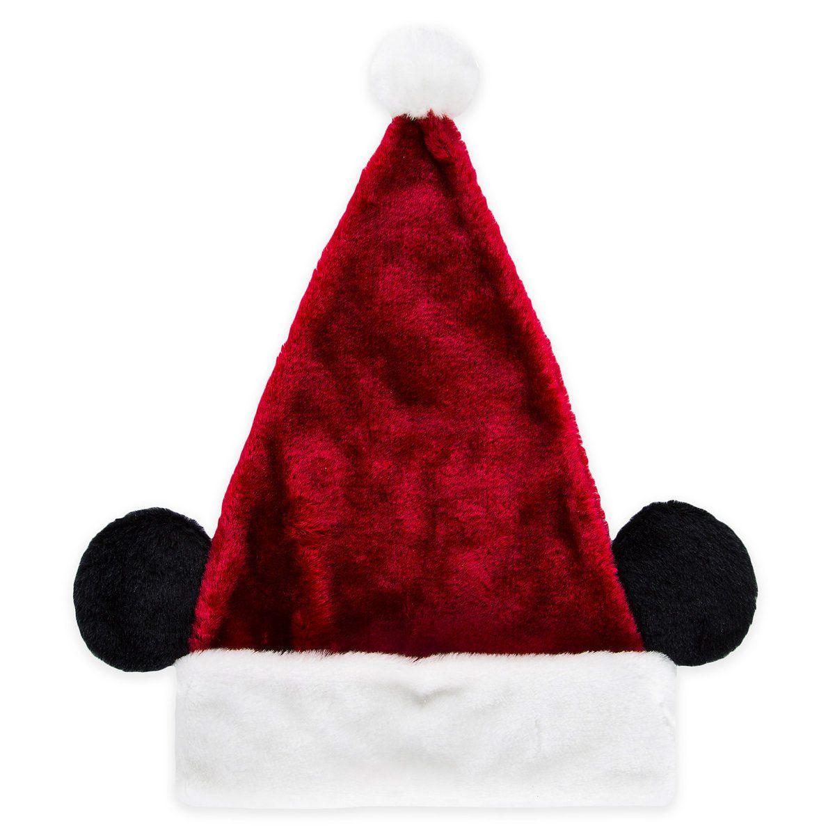 6d0689241cf34 Disney Parks Adult Mickey Mouse Santa Ears Hat
