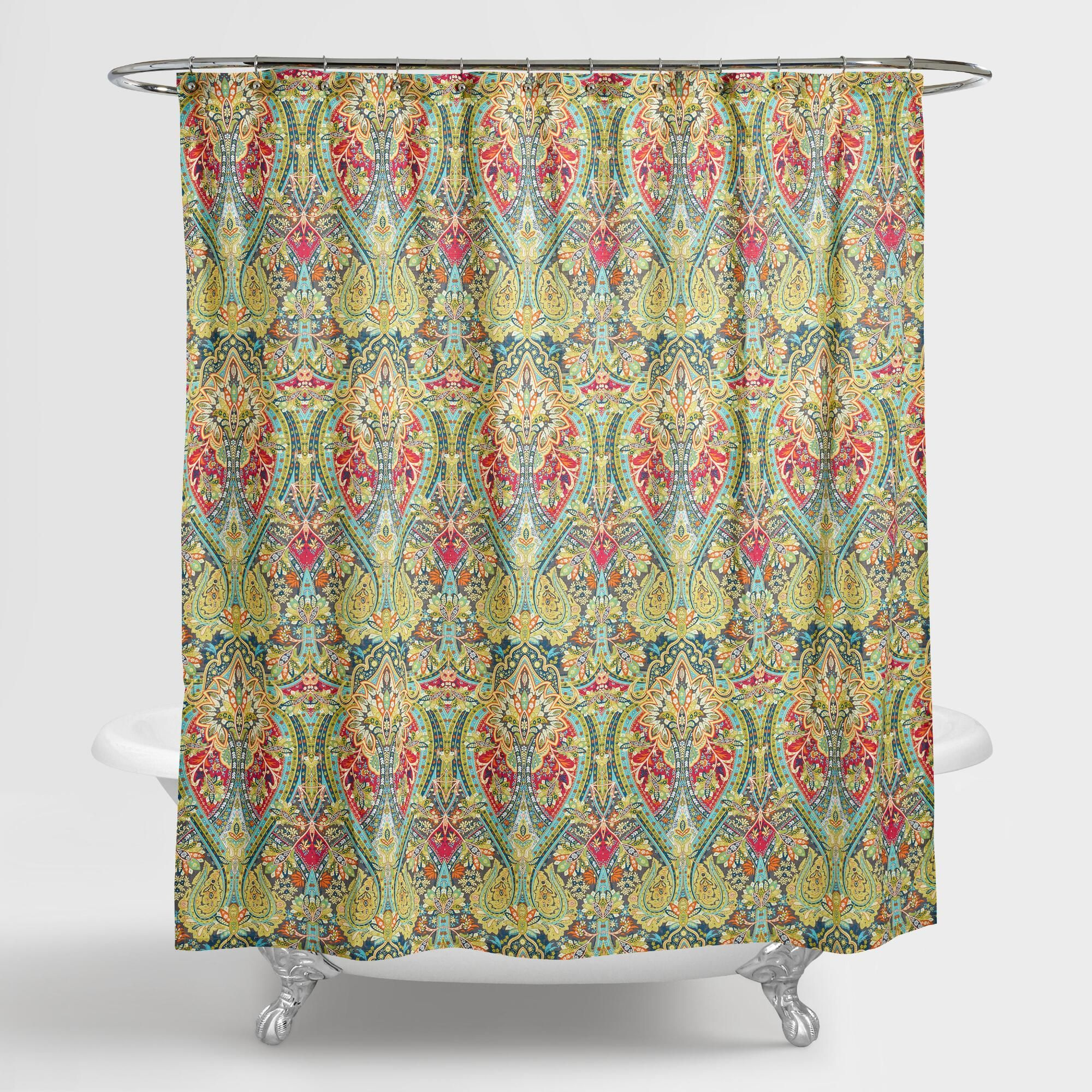 Alessia Shower Curtain By World Market