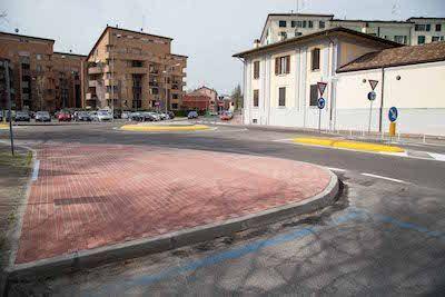 Parma conclusi diversi interventi di mobilità sostenibile