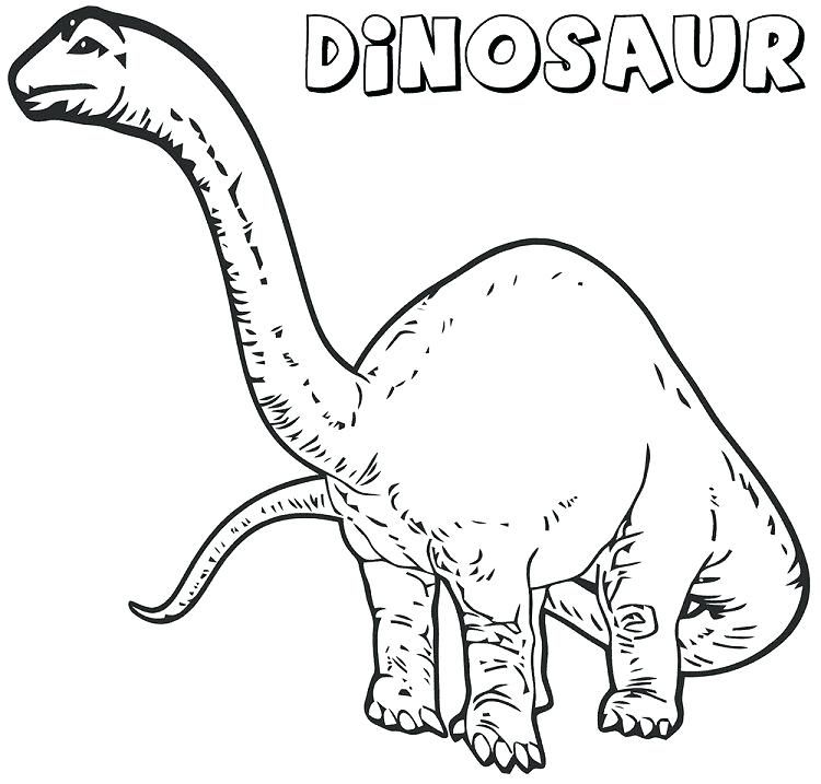 Fantastic Dinosaur Coloring Pages Ideas For Kids Dinosaur