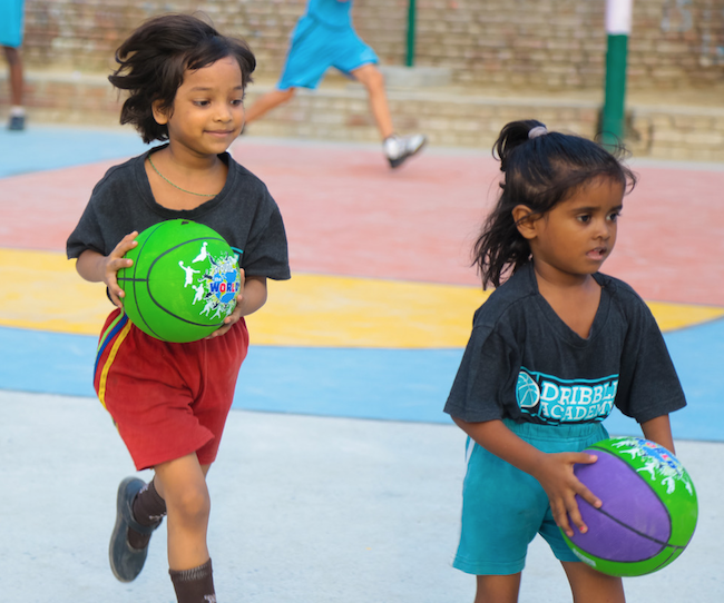 Basketball In India S Slums Teaching Basketball And Life Lessons Basketball Workouts Basketball Academy Life Lessons