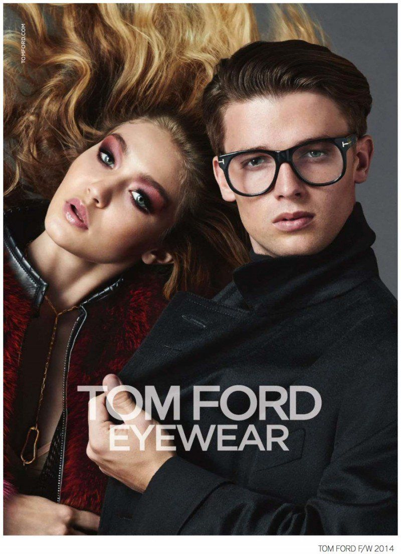 e8d7966ca89 Patrick Schwarzenegger for Tom Ford Fall 2014 Eyewear Campaign ...