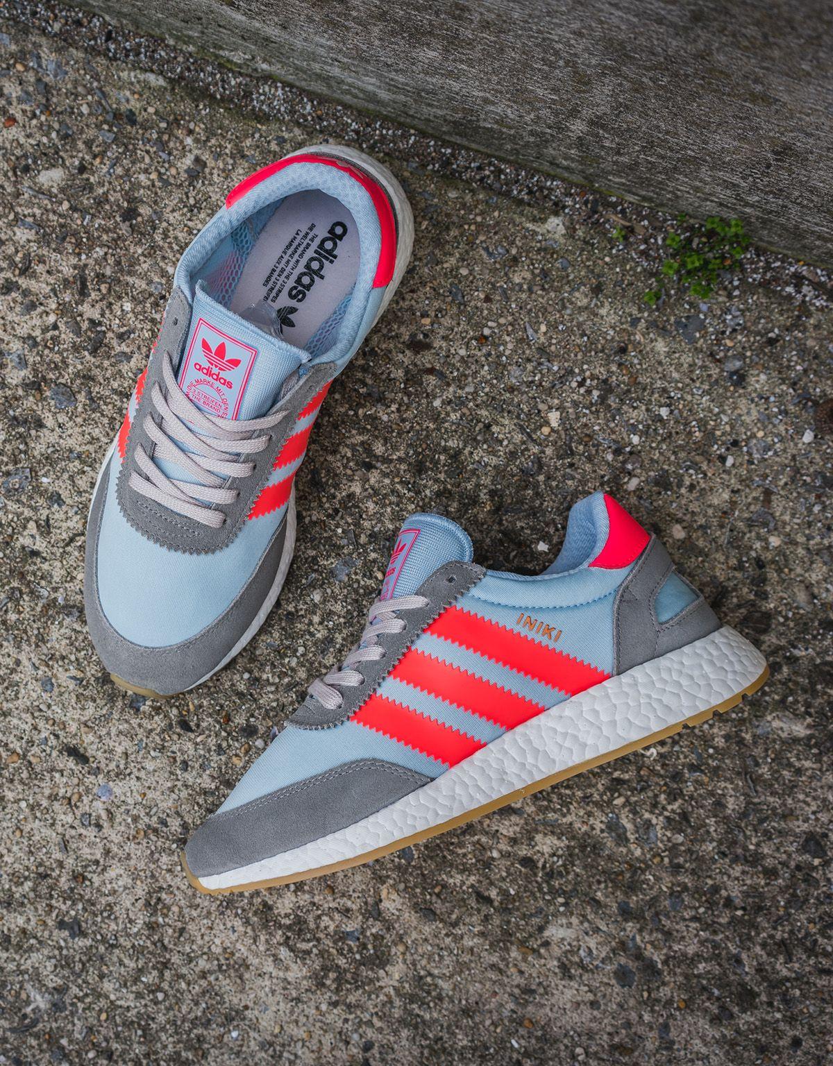 adidas Iniki Runner 'Solid Grey/Turbo' - EU Kicks: Sneaker Magazine