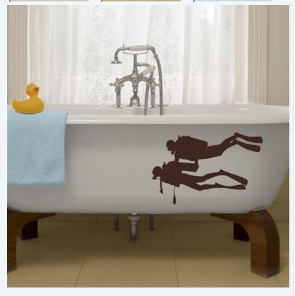 If only I had that kind of bathtub