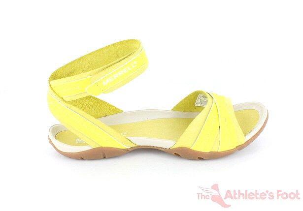 SPIRIT WRAP YELLOW   Merrell Shoes