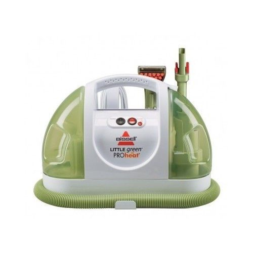 Bissell Little Green Carpet Rug Upholstery Car Shampooer Deep Cleaning Hand Vac Bissell Carpet And Upholstery Cleaner Upholstery Cleaner Carpet Cleaners