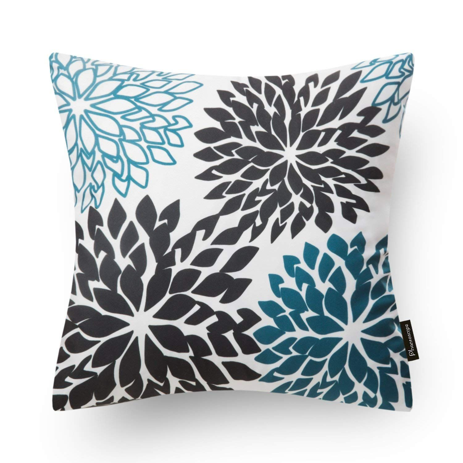 Decorative Throw Pillow Cover Set of