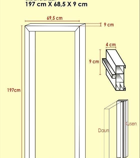 Platinum Bathroom Door Plain Brown Wood Grain Bisakul …