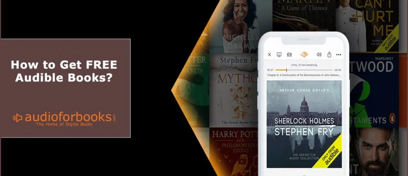 Free Audible Books Free Credits Free Trial Amazon Prime Kindle Audible Books Audible Books Free Amazon Kindle Books