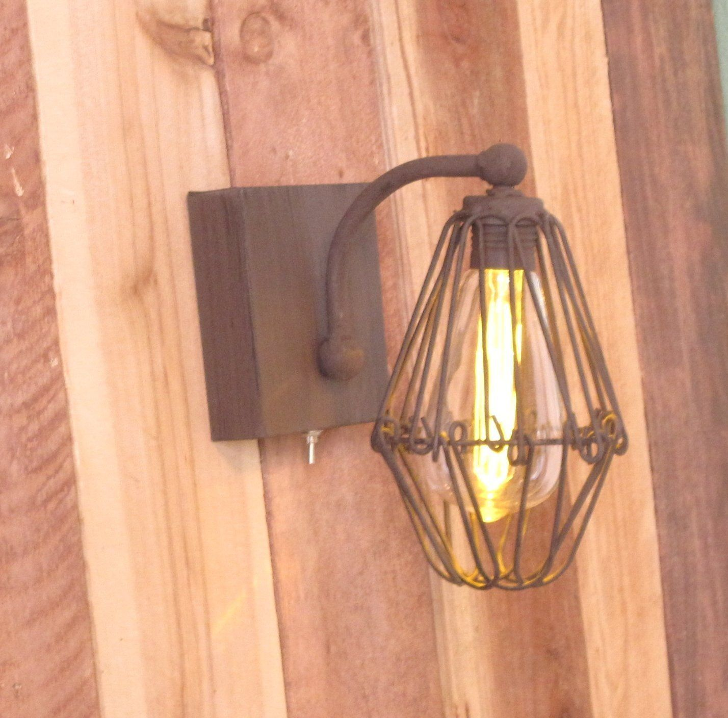 Craftsman outdoor wall sconce wireless wall sconce pinterest