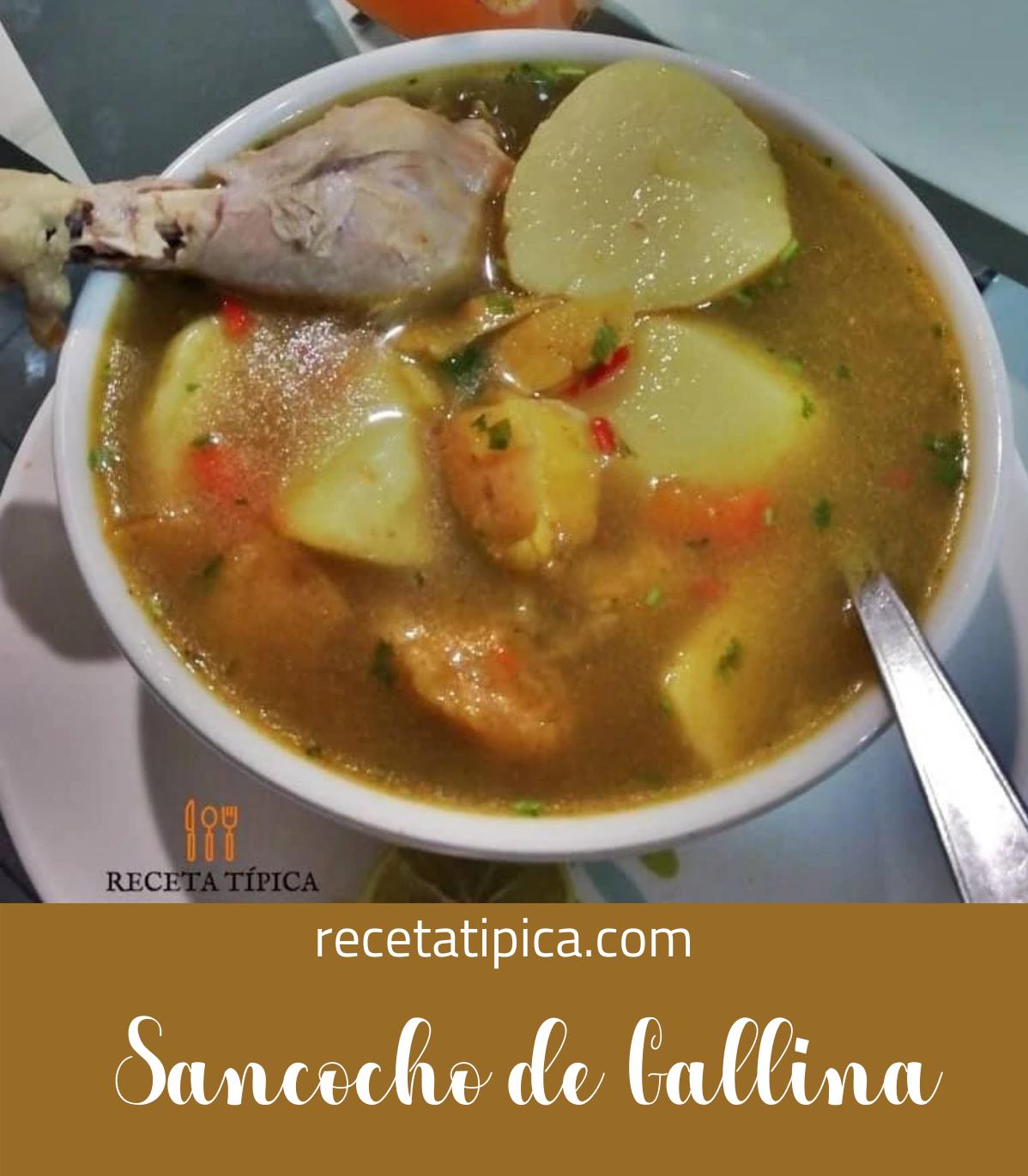 Cómo Hacer Sancocho De Gallina O Pollo La Receta De La Abuela Receta Caldo De Gallina Comidas De Almuerzo Sopa De Gallina