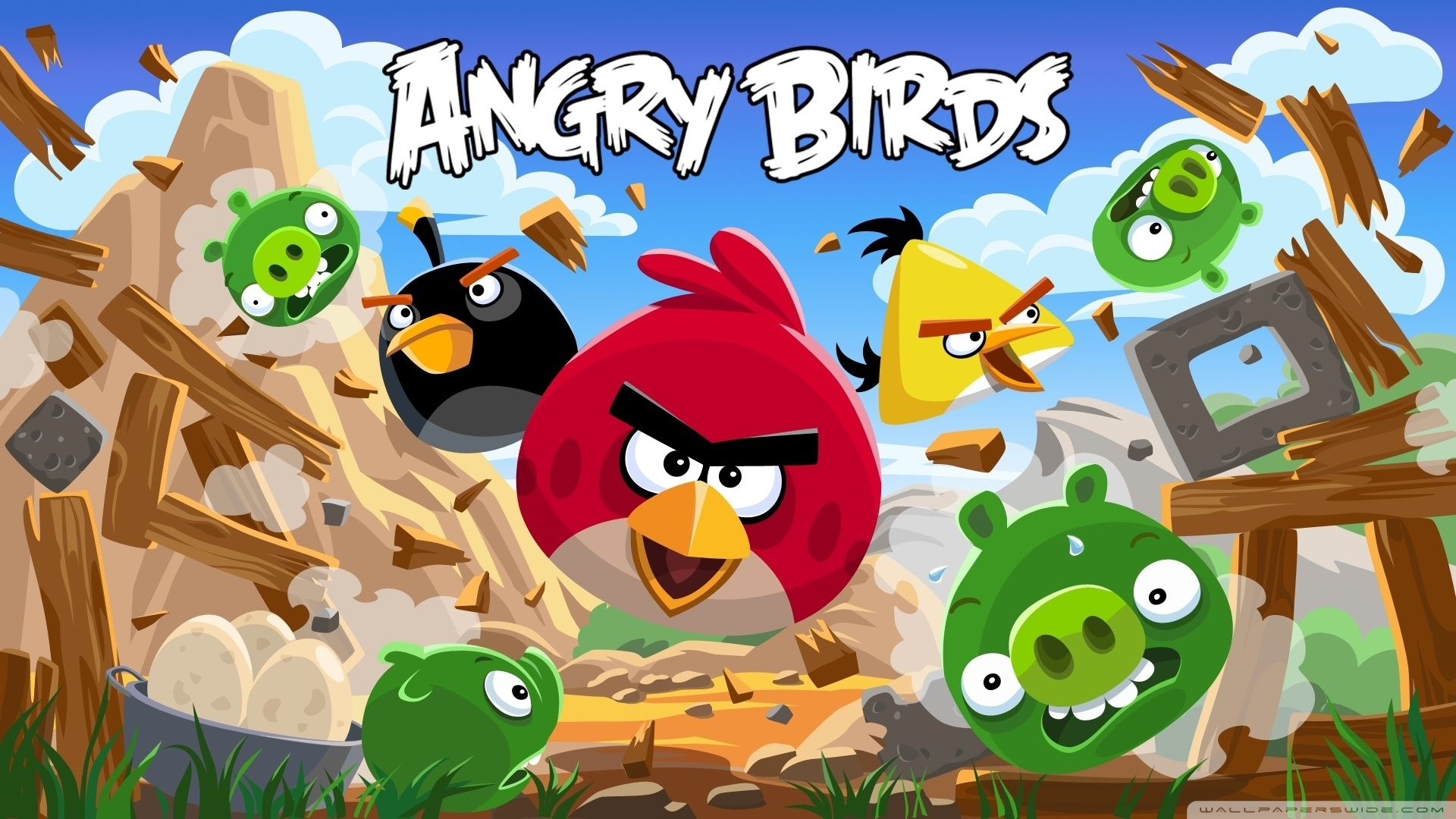 stella iphone angry birds wallpapers mobile9 iphone 6