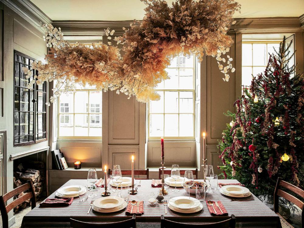 CHRISTMAS AT HOME NATALE Zara Home Italia Lampadario