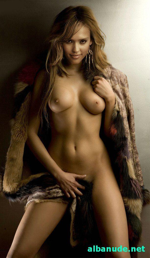 Jessica Alba Hot Nude Pics