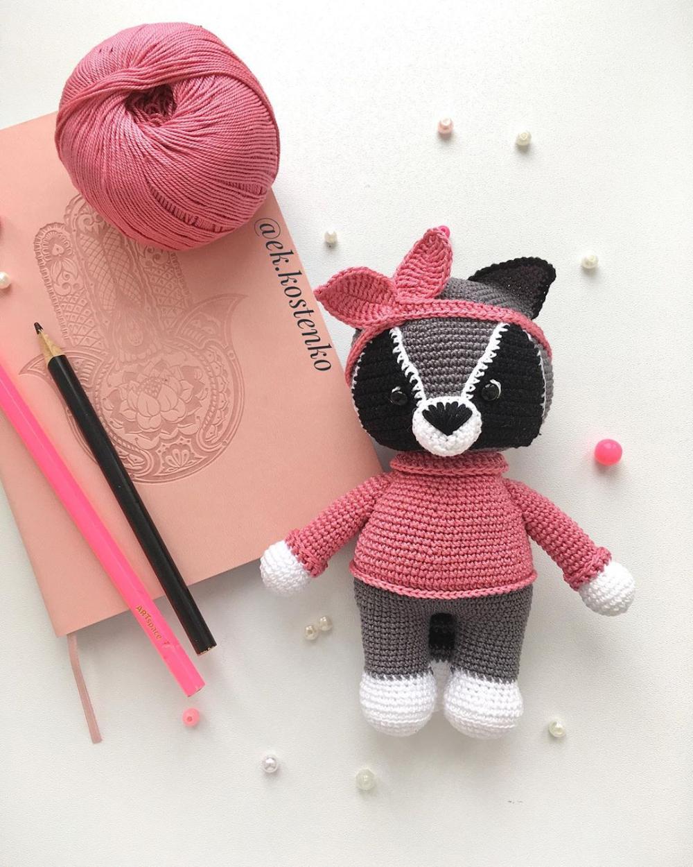 Talpa amigurumi | Crochet animals, Crochet patterns, Cute crochet | 1250x1000