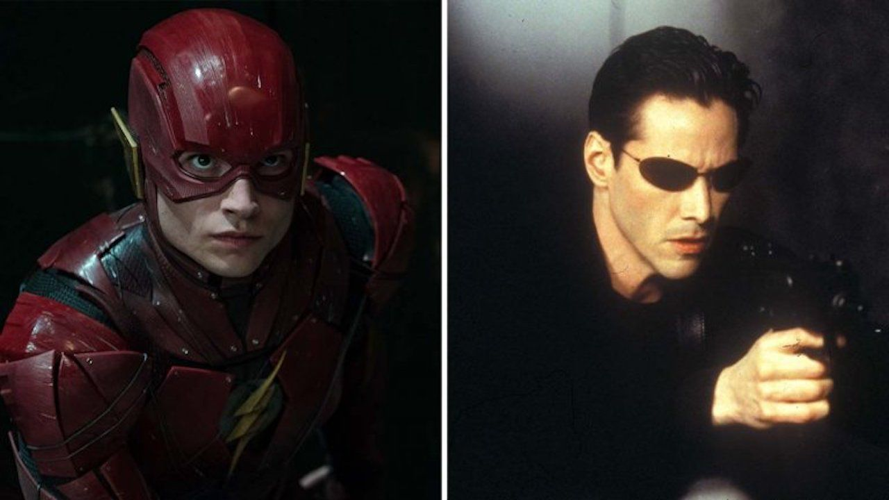 the flash movie release date