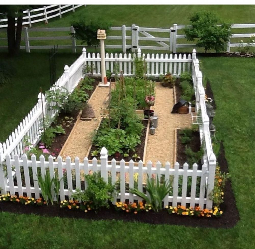 30 Inspiring Veggies Garden Layout For Your Outdoor Ideas