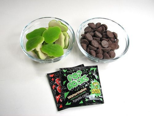 Crunchy Chocolate Frogs
