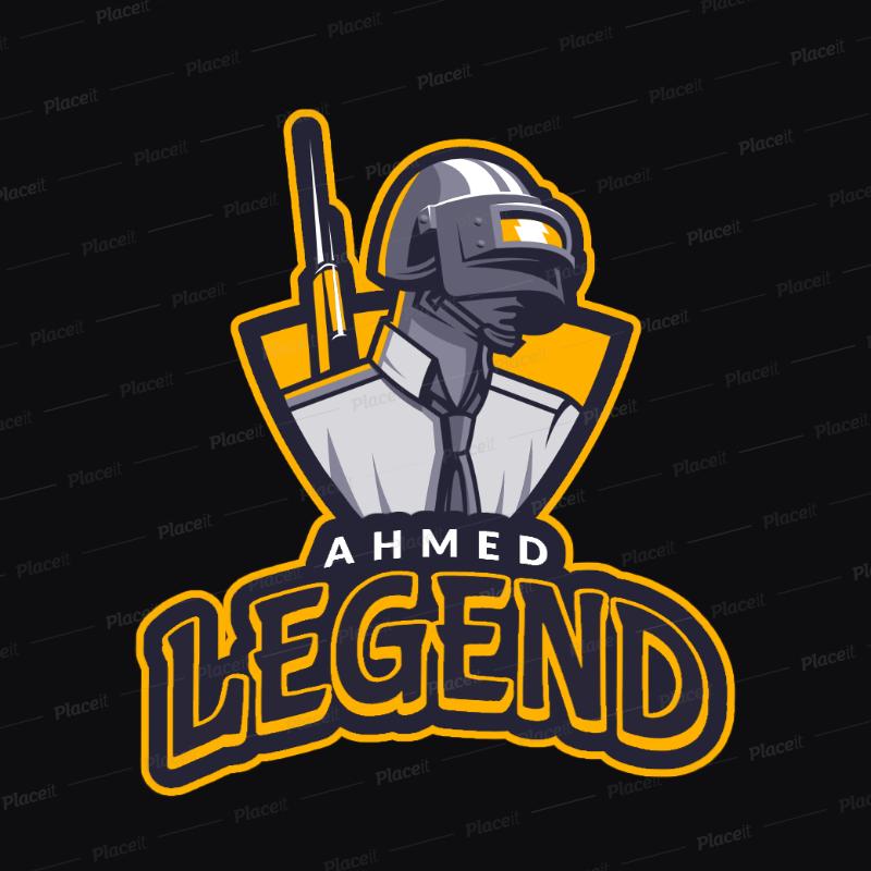 Pin by Alyan Hanif on alulyan in 2020 Logo maker, Game