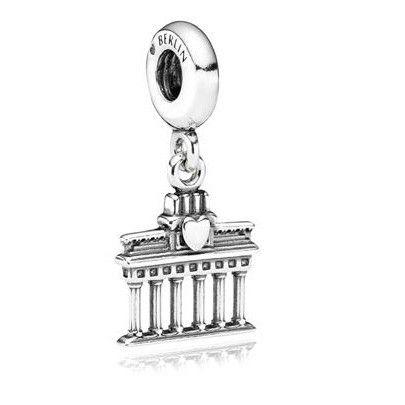 Pandora MOA - Brandenburg Gate Charm, $45.00 Berlin, Germany (http://