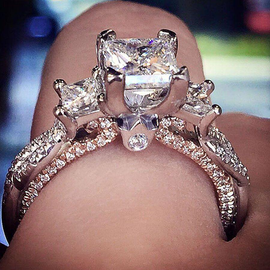 Verragio Engagement Rings - Raymond Lee Jewelers   অঙ্কটি ...