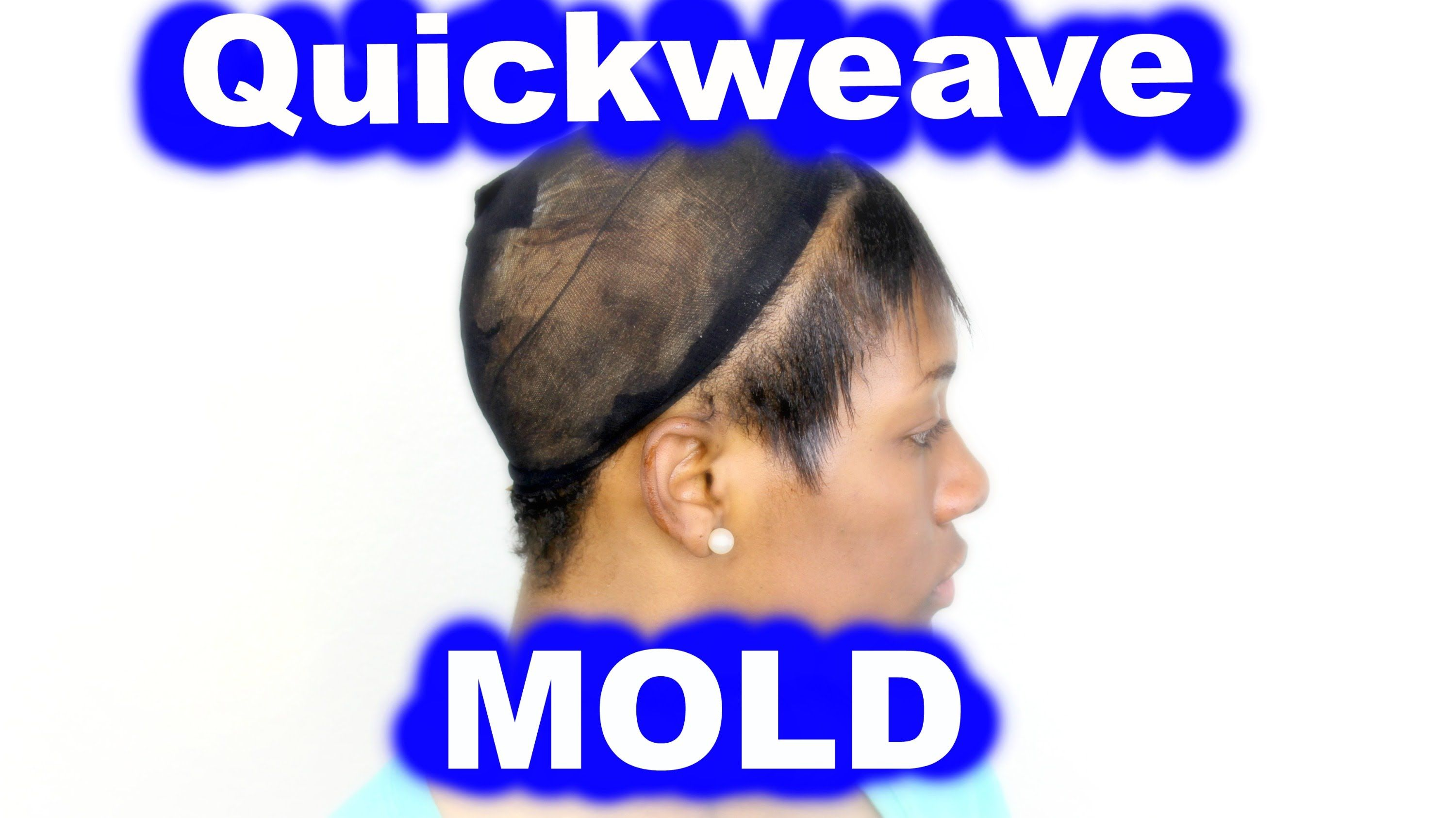 Quickweave Mold For Short Hair Quickweave Pinterest Short Hair