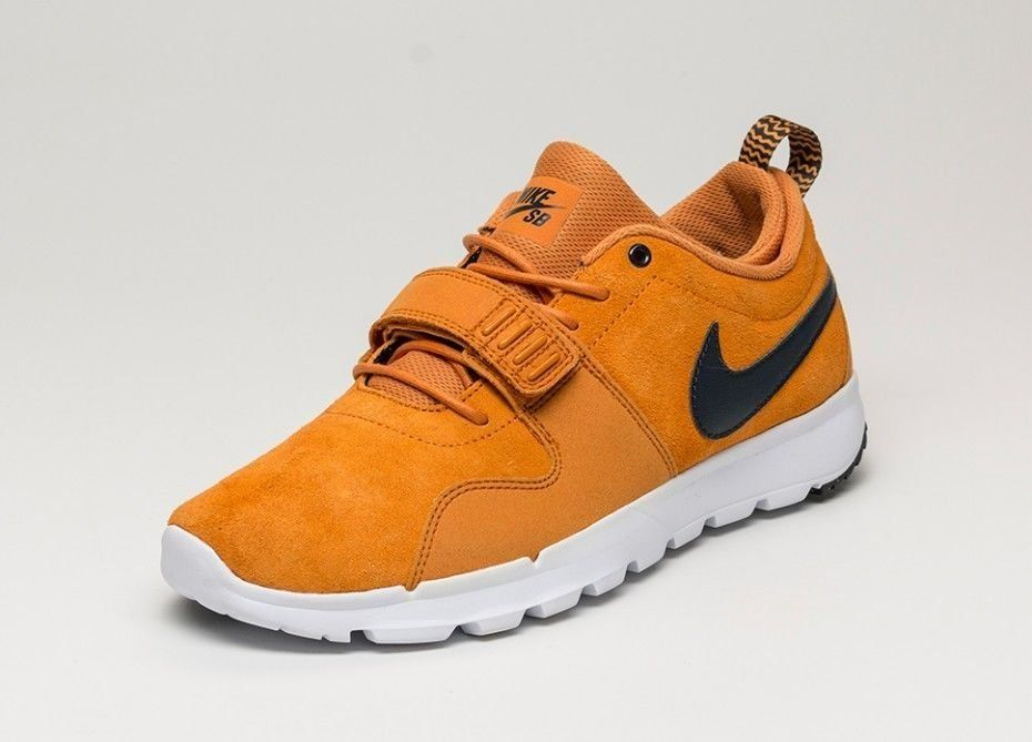 #Nike #Mens SB #Trainerendor #Leather #Sunset #Shoes #Casual #