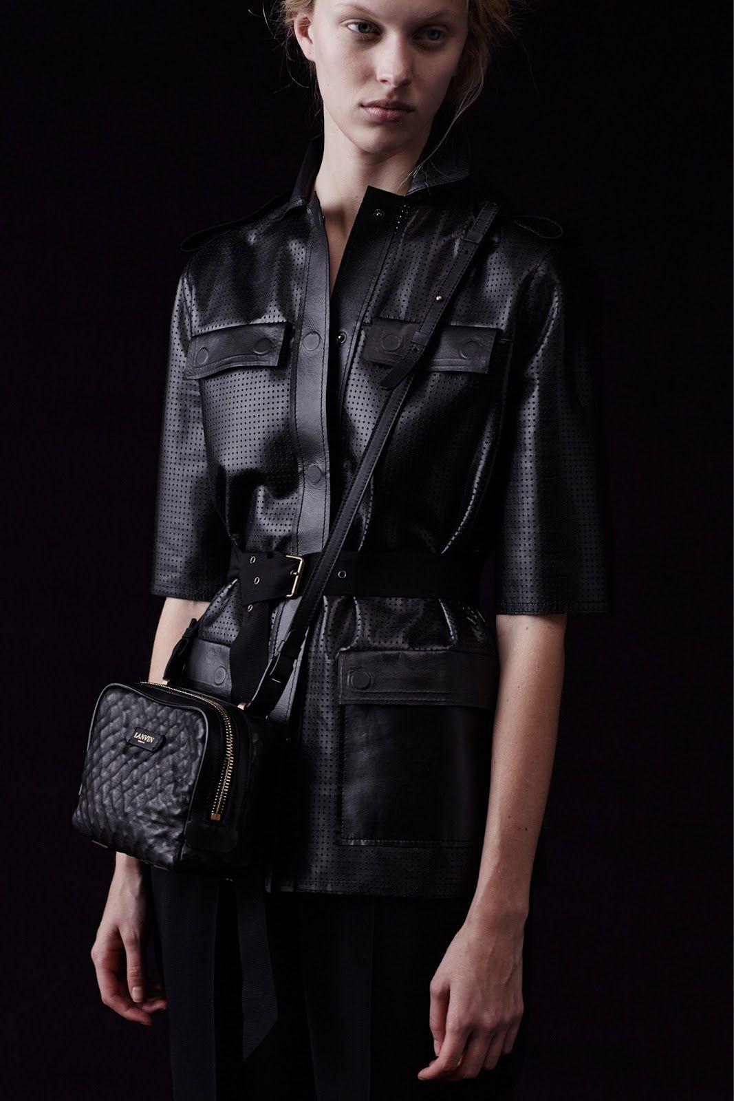 julia nobis and juliana schurig for lanvin resort 2014   visual optimism; fashion editorials, shows, campaigns & more!