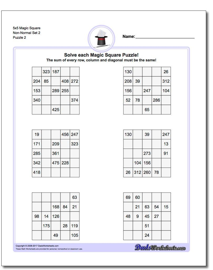 Pin On Object Math worksheets grade puzzle