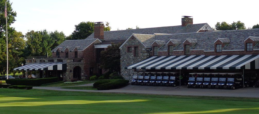 Powelton Club Country Club Golf House Styles Mansions Golf Courses