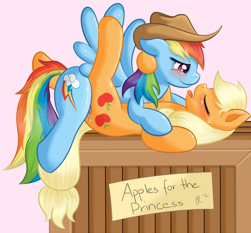 Applejack Clop Like
