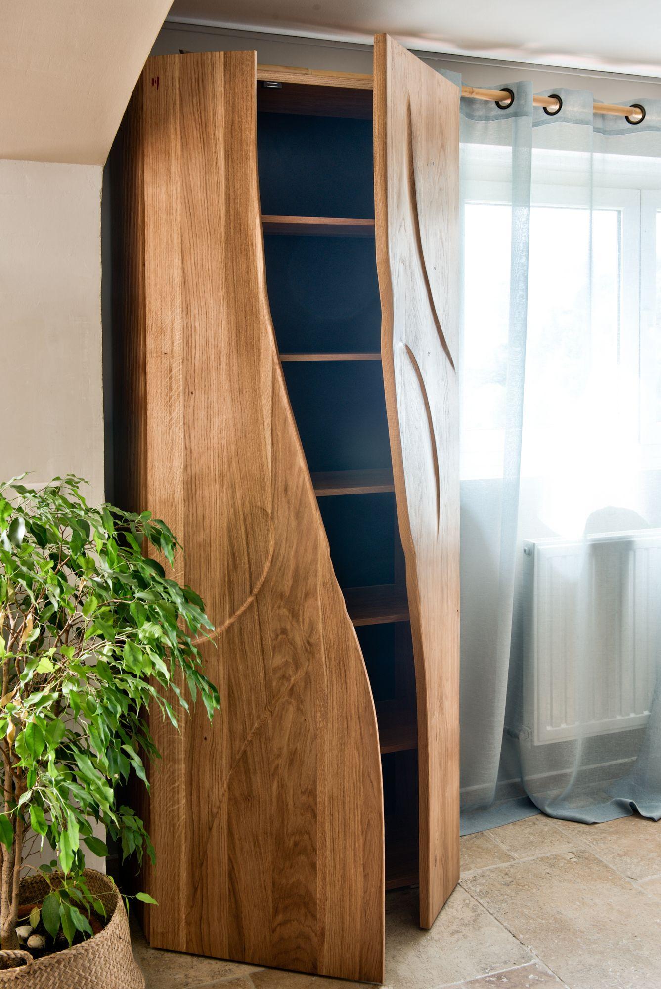 Armoire Contemporaine En Bois Massif Armoire Design Mobilier De Luxe Mobilier De Salon