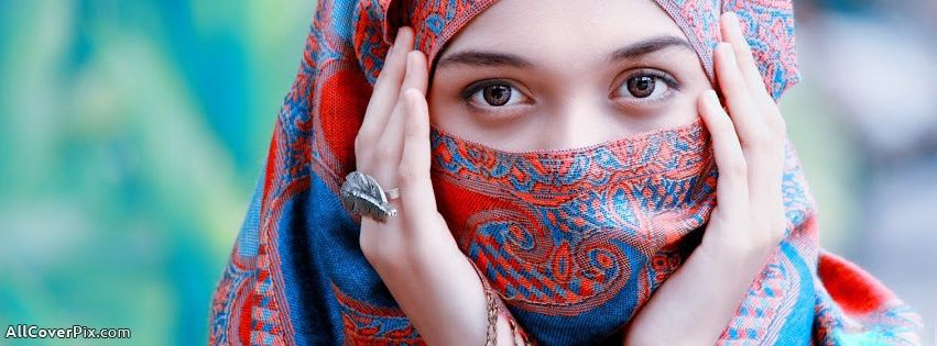 ed6373dd1e739d1381e7b0c9c9566b13 30 Hidden Face Muslim Girls Wallpapers & Profile Pictures